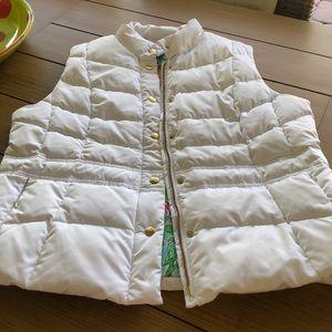 Lilly Pulitzer Lauren Down Puffer Vest
